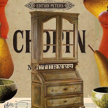 chopin nocturnes by GFasslebinder