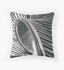 Spiral Steel Throw Pillow