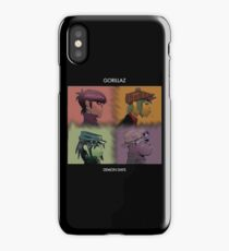 Gorillaz: Demon Days iPhone Case/Skin