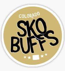 University of Colorado - Style 55 Sticker