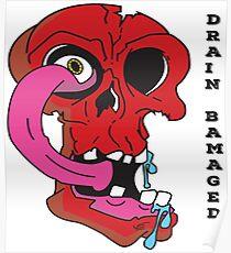 Brain Damage Poster