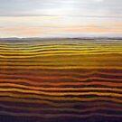 Desert Twilight  2010 by Lyn Fabian