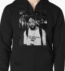 $ crim Lollapaloza G59 Zipped Hoodie