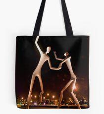 Dancers in the Dark Tote Bag