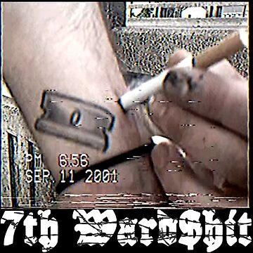 7thWard $ hit Barbed Wire - Suicideboy's G59 by Drehverworter59