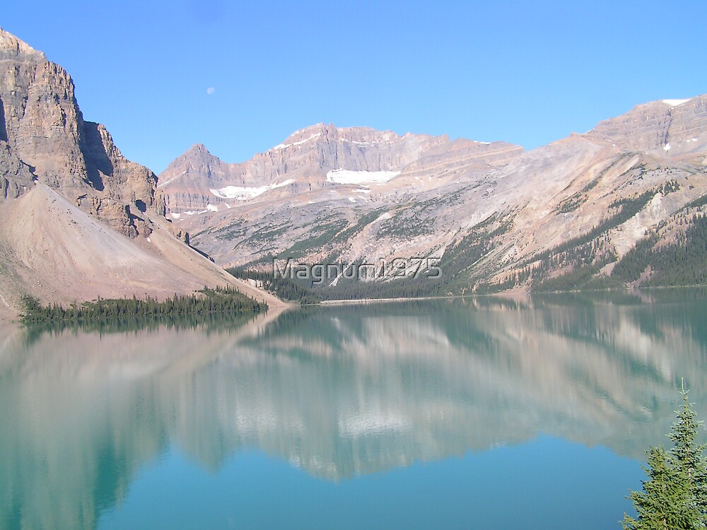 Bow Lake, Alberta 2 by Magnum1975