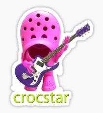 Crocs Star Sticker