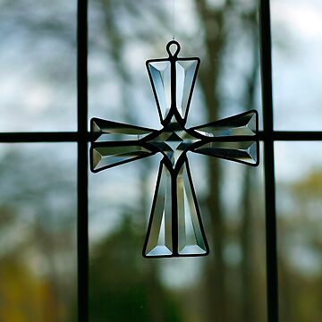 Crystal Cross by MaupinPhoto