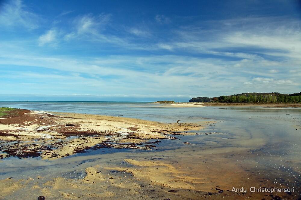 Sandy Bay by Andy  Christopherson