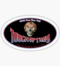 Touch of Trey-Chicago Sticker