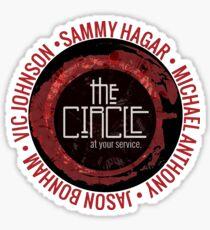 The Sammy Band Sticker