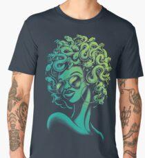 Funky Medusa Men's Premium T-Shirt