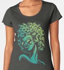 Funky Medusa Women's Premium T-Shirt