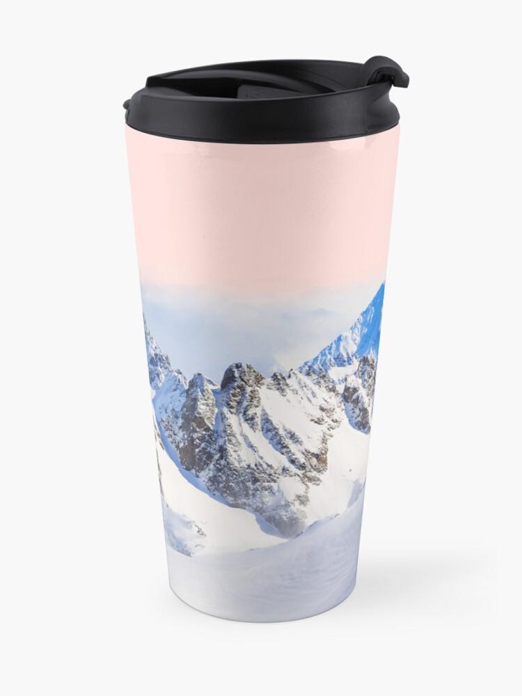 Alternate view of The Promised Land Travel Mug