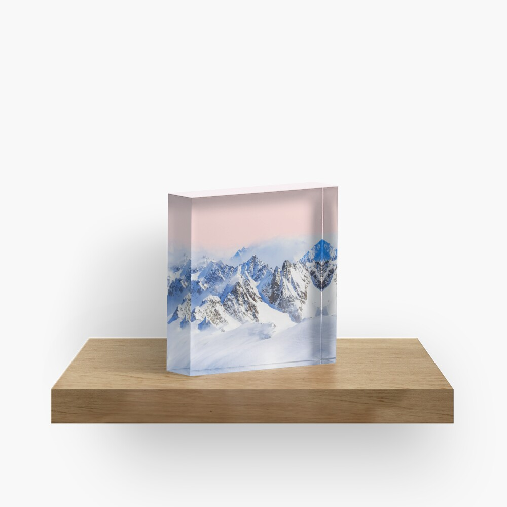 The Promised Land Acrylic Block