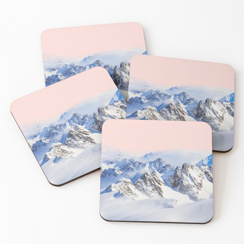 The Promised Land Coasters (Set of 4)