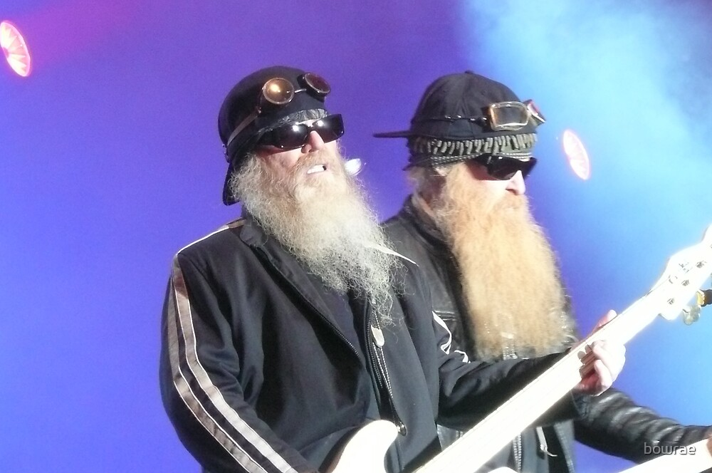zztop at bospop 2008 by bowrae