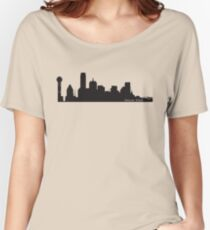 Dallas, Texas Women's Relaxed Fit T-Shirt