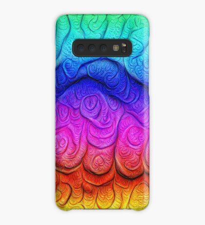 Color Foam levels #DeepDream Case/Skin for Samsung Galaxy