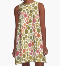 Blind test A-Line Dress