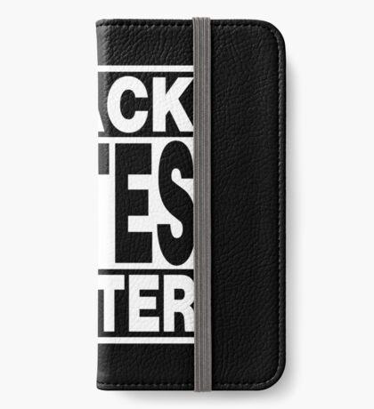 Black Votes Matter iPhone Wallet
