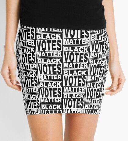 Black Votes Matter Mini Skirt