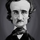 Edgar Allan Poe by robCREATIVE