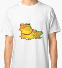 Futuristic Psychic Toad Classic T-Shirt