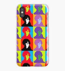 Pop Sherlock Holmes iPhone Case/Skin