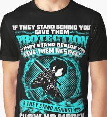 SAO - show no mercy Graphic T-Shirt