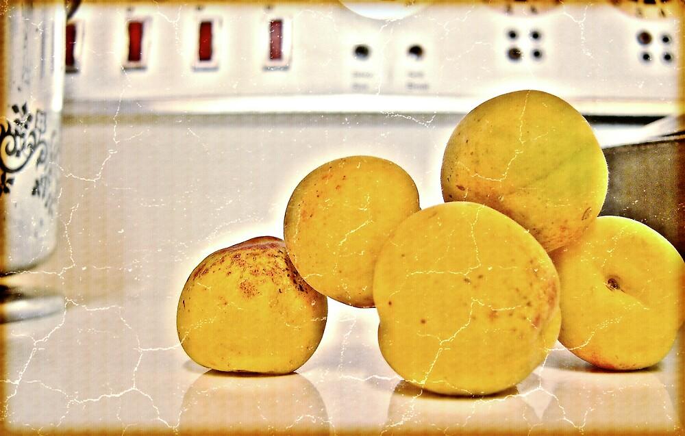 Apricracks by William Hallatt