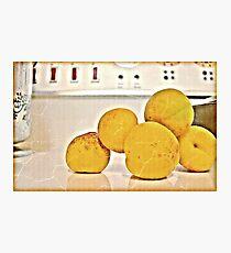 Apricracks Photographic Print