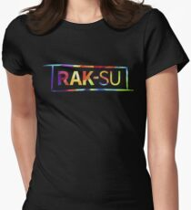 rak-su Women's Fitted T-Shirt