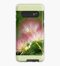 Mimosa ~  An Exotic Flowering Tree Case/Skin for Samsung Galaxy