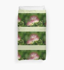 Mimosa ~  An Exotic Flowering Tree Duvet Cover
