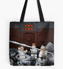 Death Star Trash Compactor Tote Bag