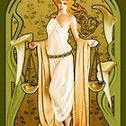 Libra by Ivy Izzard