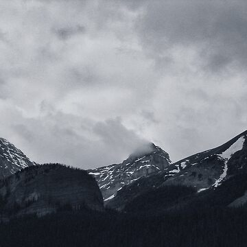 Canadian Mountains by ea-photos