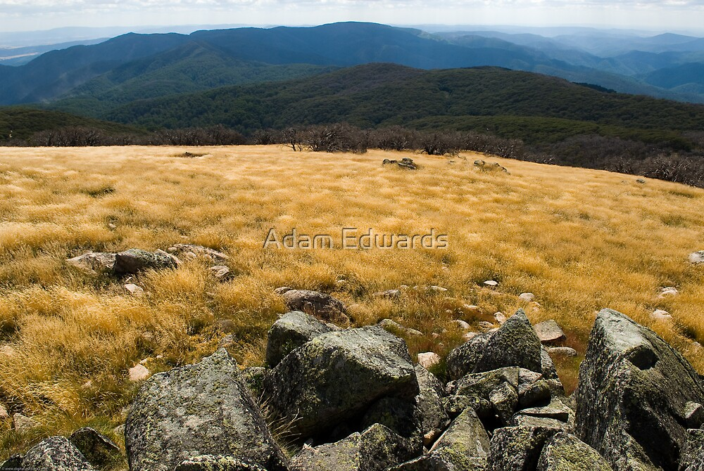 High country at it's best by Adam Edwards