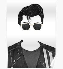 Alex Turner Poster