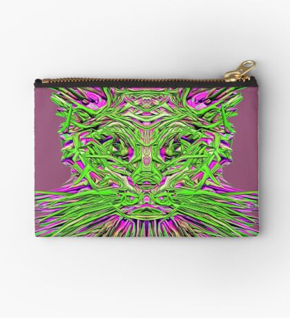 Where is my extraterrestrial Portal? Zipper Pouch