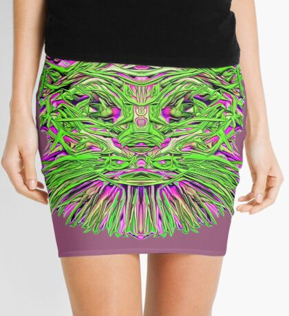Where is my extraterrestrial Portal? Mini Skirt