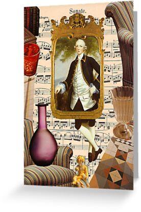 Sonate. by Soxy Fleming