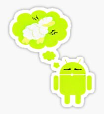 android Sticker