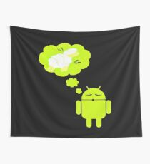 android Wall Tapestry