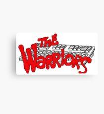The Keyboard Warriors Canvas Print