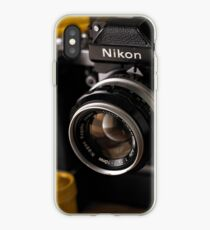 Nikon F2 iPhone Case