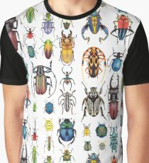 Beetle Collection Graphic T-Shirt