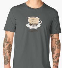 Cappuccino Men's Premium T-Shirt