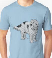 Old English Sheepdog-2 Unisex T-Shirt
